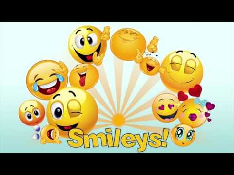 Smileys! App How-To: Step 1