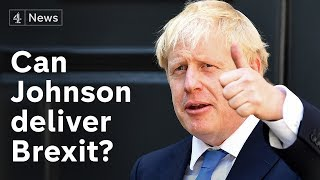 Can Boris Johnson deliver on his Brexit promises?