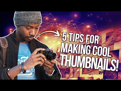 5 Tips for Making YouTube Thumbnails that Don't Suck!
