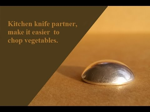 Kitchen knife partner, make it easier to chop food.