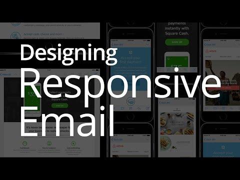 Designing Responsive Email (Live Streamed)