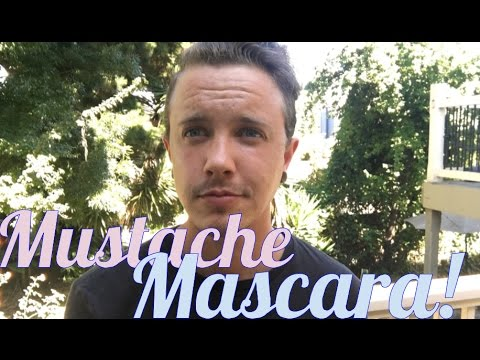Putting The Masc in Mascara: Using Makeup to Thicken Facial Hair