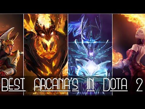 Best Dota 2 Arcana's (1080p 60fps)