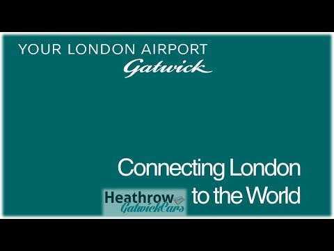 Airport Gatwick South Terminal - [LGW Airport TS]