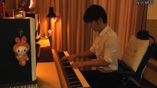 夜色钢琴曲《长江之歌》钢琴 赵海洋