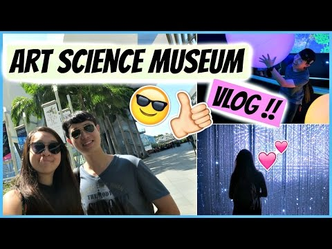 Does It Worth?! | Singapore Art Science Museum Vlog