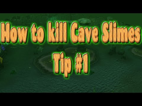 runescape 2007 how to kill cave slimes as a pure - Quick tip #1