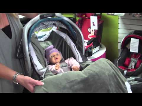Dressing your baby for winter (part 1)