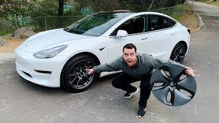 Top 10 AMAZING Features Of The Tesla Model 3
