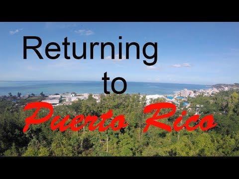 Returning to Puerto Rico after Hurricane Maria - Sailing Baylana