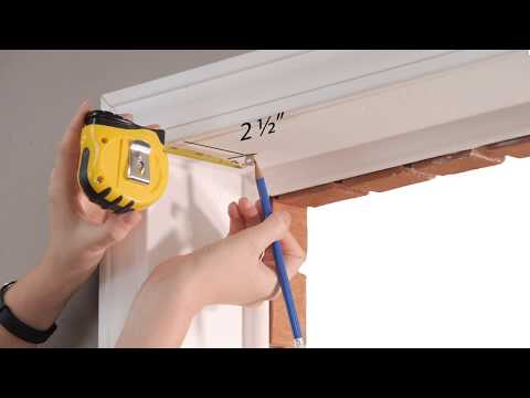 How to Install Cordless Cellular Shades- Inside Mount