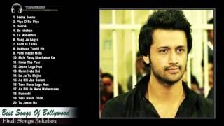 Best of Atif Aslam Songs 2015   Hindi Songs Collection   Atif Aslam Latest hits songs