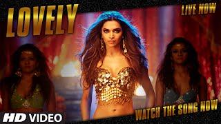 "OFFICIAL: ""Lovely"" VIDEO Song | Shah Rukh Khan | Deepika Padukone | Kanika Kapoor | Happy New Year"