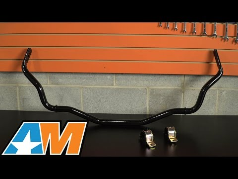 2015-2017 Mustang SR Performance Adjustable Sway Bar - Front Review