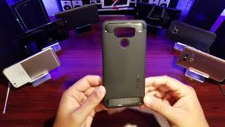 LG G6 Spigen Rugged Armor Case