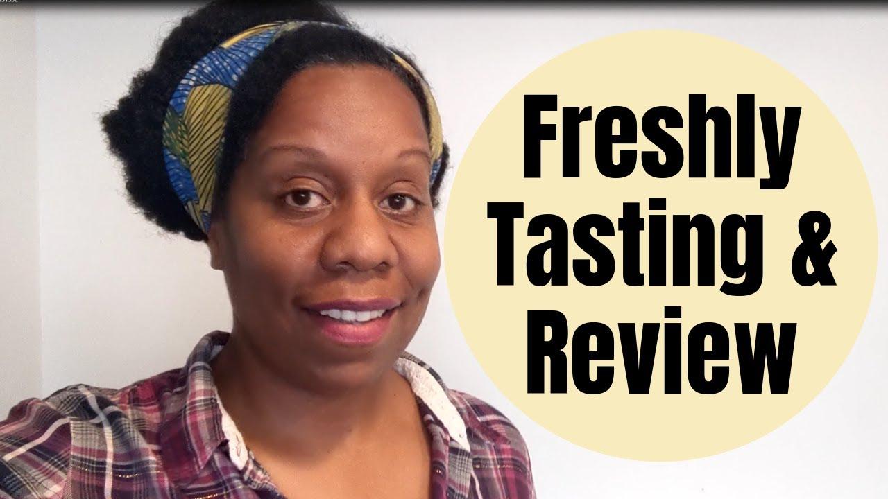 One Week of Freshly Meal Kit - Tasting and Review