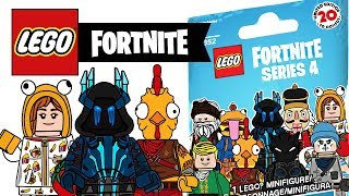 lego fortnite minifigures series 4 cmf draft - zazinombies lego fortnite