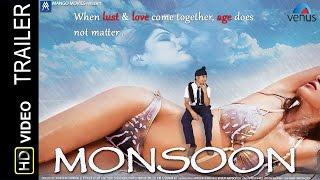 Monsoon Official Trailer   Shrishti Sharma & Shawar Ali   Bollywood Movies 2015