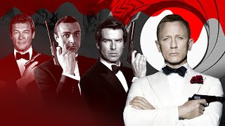 It's Been the Same James Bond This Whole Time - A 007 Nerd's Chronology