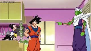 PICCOLO NIÑERA DE PAN - Dragon Ball Super capitulo 43 latino