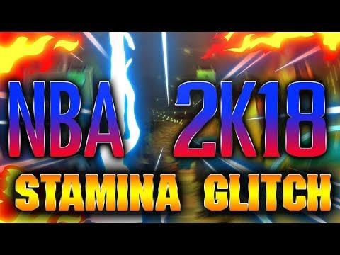 How To Get Double Stamina Bars 24/7   Unlimited Stamina Glitch   NBA 2k18 Glitch