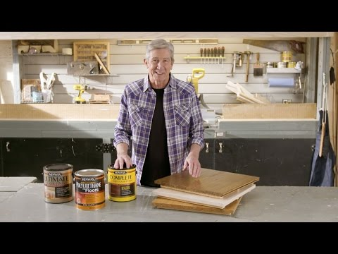 The Right Floor Finish | Quick Tips | Minwax