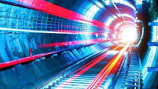 The 10 Longest MEGA-Tunnels In The World