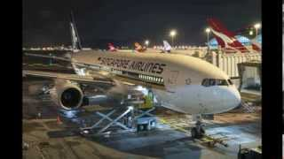 Singapore Airlines Boarding Music (full)