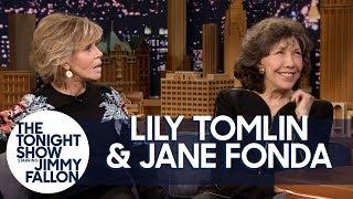Lily Tomlin Is the Secret Inspiration Behind Jane Fonda