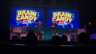BRAIN CANDY LIVE | Clips From Smoke and Pressure Demonstrations | Best Quality
