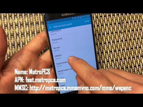 Galaxy S6 / S6 Edge: MetroPCS- Cellular Internet Data (4G LTE) Issue- NO PROBLEM!!