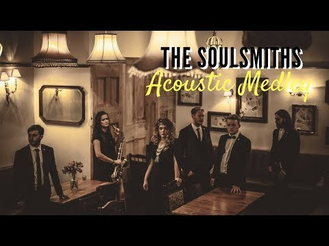 The Soulsmiths // Acoustic Medley // Book at Warble Entertainment