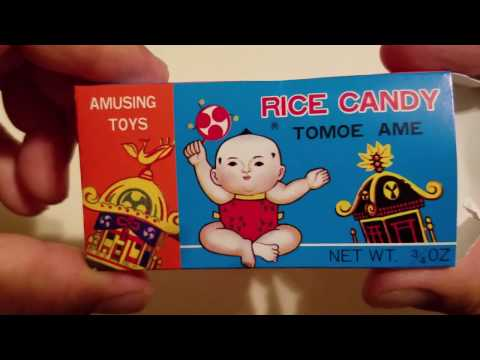 RICE CANDY , TOMOE AME