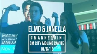 Elmo and Janella - #Mannequin Challege at SM City Molino (11/6/16)
