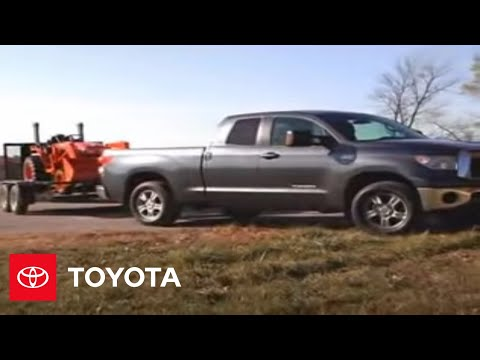 Tundra How To: Towing Tips | 2007   2009 Tundra | Toyota
