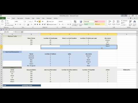 Merging data sets