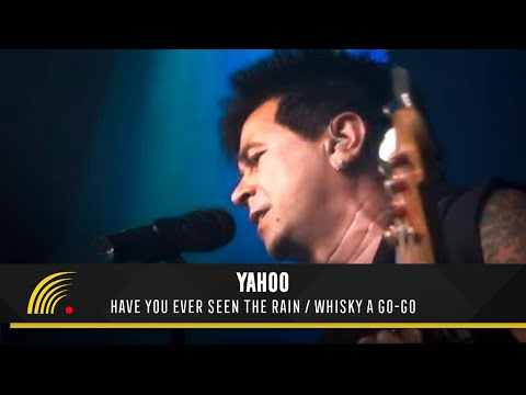 Yahoo -  Medley - Have You Ever Seen The Rain / Whisky a Go-Go - Flashnight