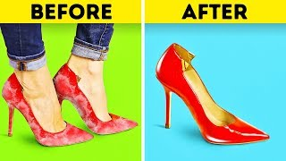 17 HACKS FOR YOUR SHOES THAT