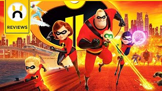 Incredibles 2 Movie Review - Better Than The Original?