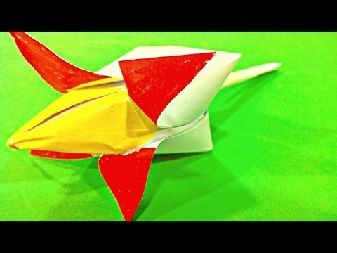 DIY - Paper Flower-- Life Hacks For Kids