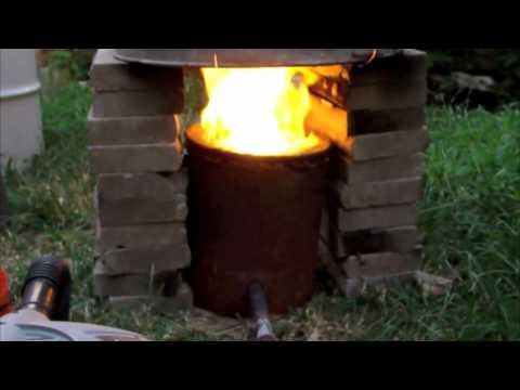 gasifier firing mash pot.m4v