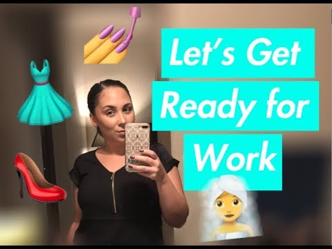 Lets Get Ready for Work   EASY + FAST Everyday Makeup Routine 2018