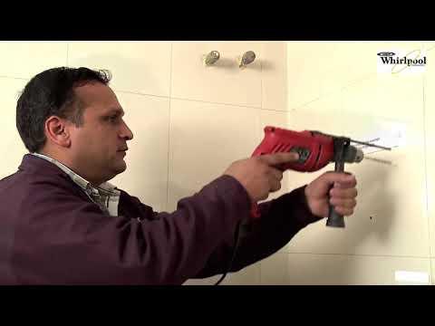whirlpool water purifier installation & demo video