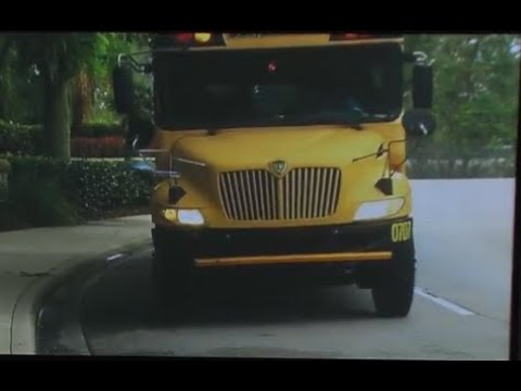 Martin County school bus routes