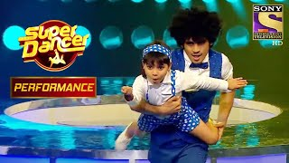 Vaishnavi's Jaw Dropping Performance On \