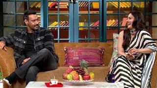 "The Kapil Sharma Show - Movie ""Tanhaji The Unsung Warrior"" Episode Uncensored | Ajay Devgn, Kajol"