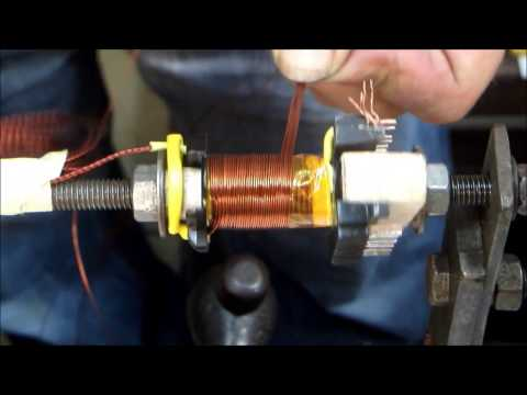 Winding Small Transformers For Smps