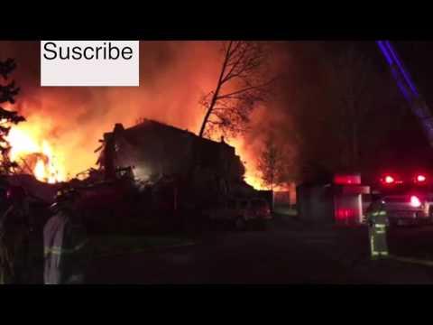 Insane wildfire