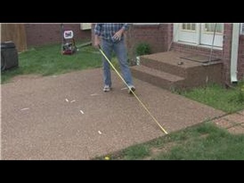 Basic Home Improvements : How to Measure Yardage for Concrete Pricing