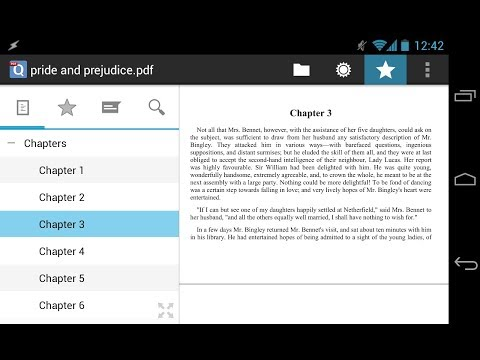 How to Create PDF Reader Application in Android